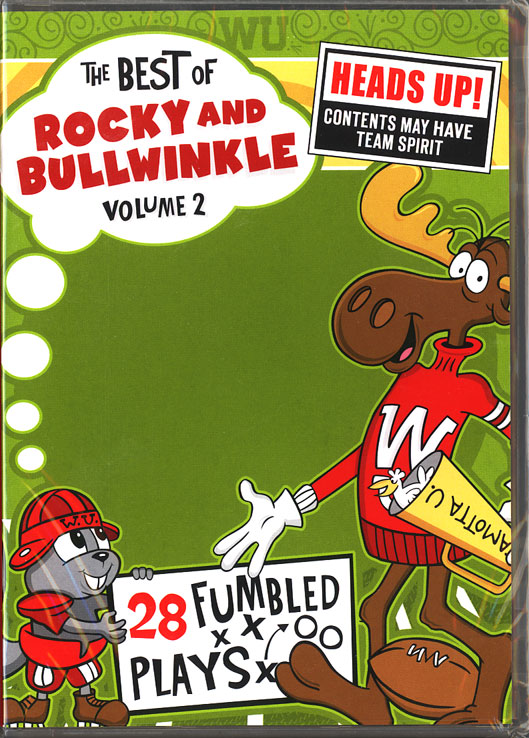The Best of Rocky and Bullwinkle, Vol. 2 DVD